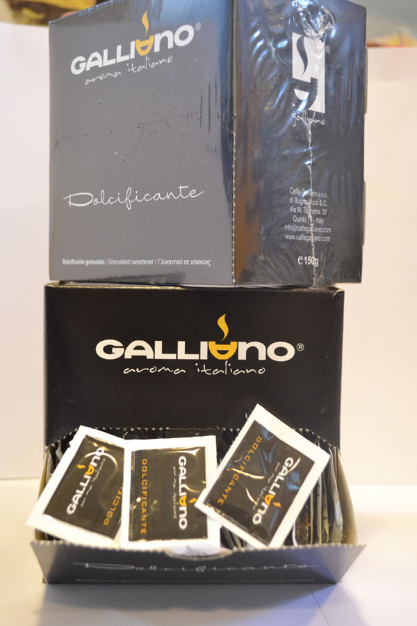 ZAXAPH DOLCIFICANTE GALLIANO 250 TEM Image