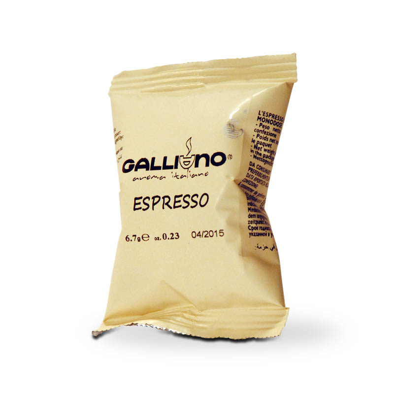 KAΨOYΛEΣ GALLIANO ESPRESSO 100τεμ Image